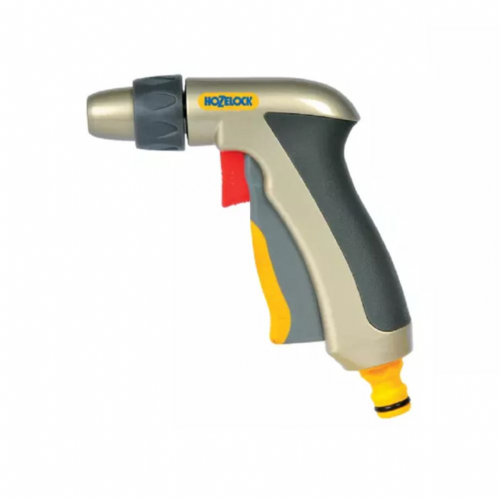 Hozelock 2690 2 Pattern Jet Plus Spray Gun Metal Body